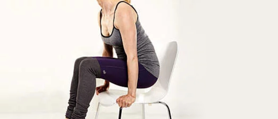 yoga, Yoga Poses To Do At Your Desk – Learn the Moves